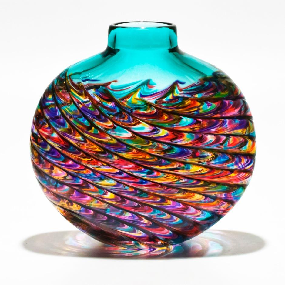 Lagoon_art_glass_vases